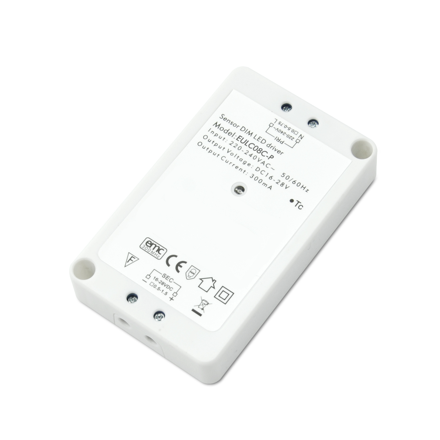 2018 China New Design 8ch Dimming Driver -