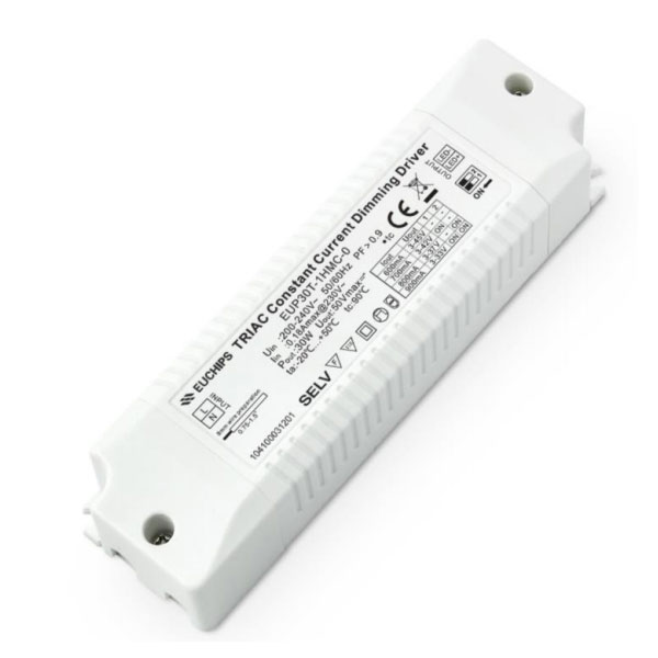 Good quality Guardrail Post Driver For Sale - 30W 600/700/800/900mA*1ch CC Triac Driver – Euchips