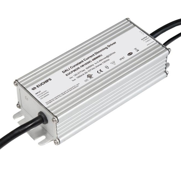 Good Quality Aluminum High Bay Lighting - 96W Constant Current Waterproof LED Driver – Euchips Featured Image