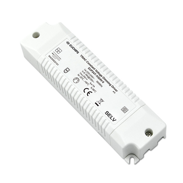 Good User Reputation for 40w Led Street Light - 24W 24VDC Triac CV Driver – Euchips