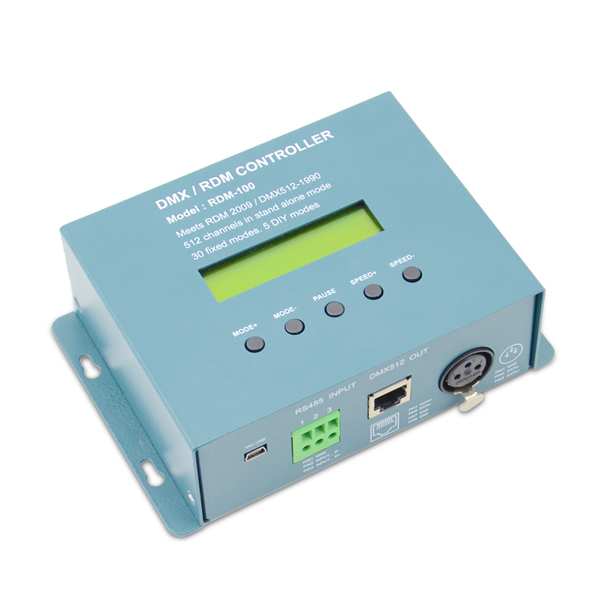 Good quality 30w 12v Led Driver - 512ch USB PC+Stand Alone RDM Master Controller – Euchips