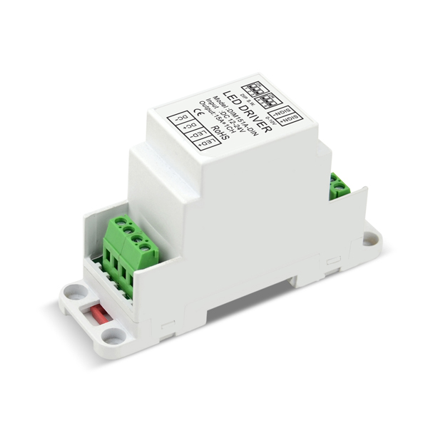 factory Outlets for Constant Voltage Dali Led Driver - 12-24VDC 15A*1ch CV 0-10V Dimmer – Euchips