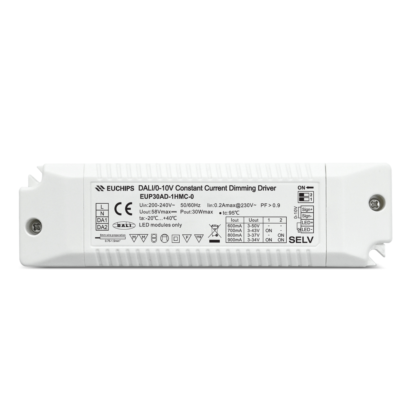 Rapid Delivery for 0/1-10v Dimmer Dimming Driver -