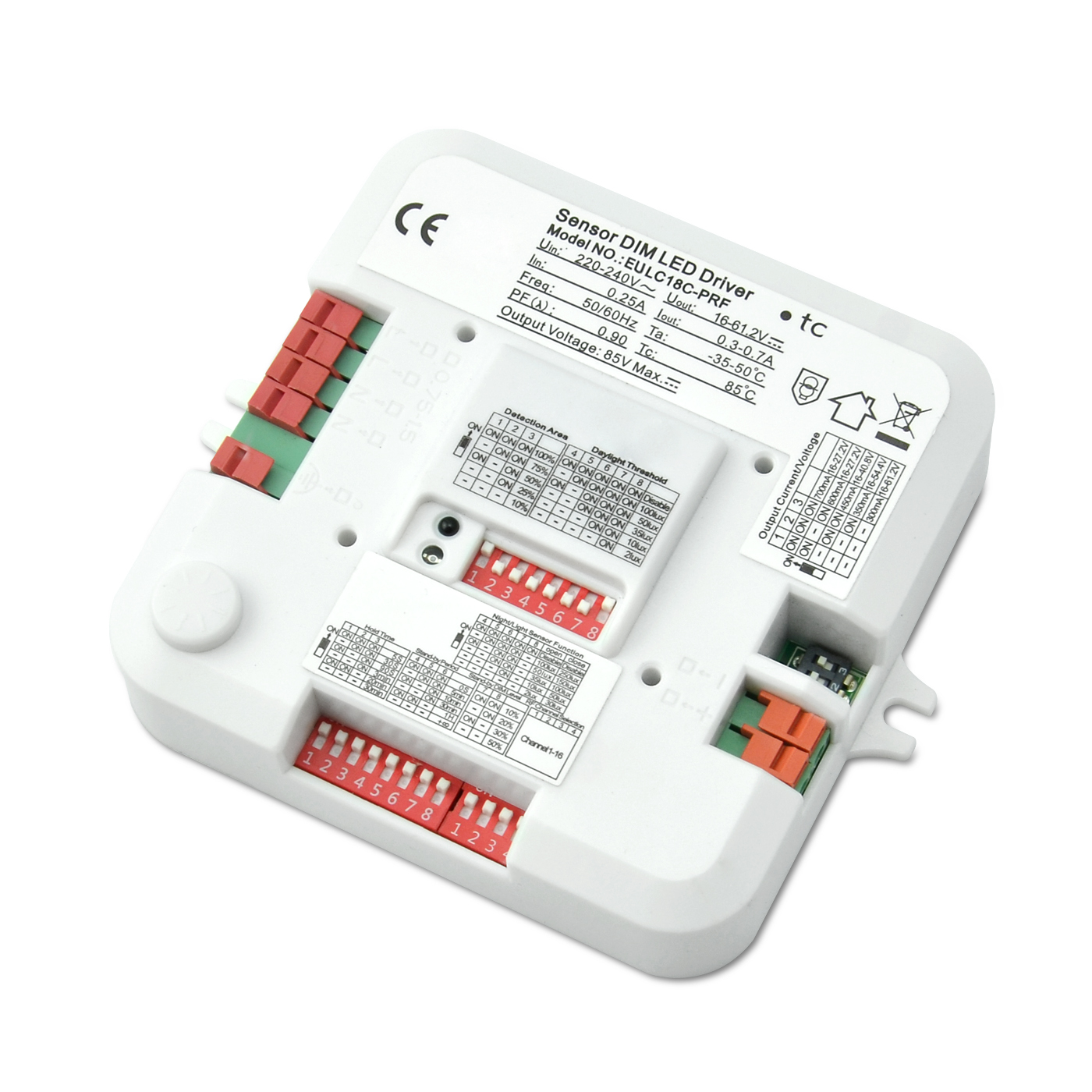 [out of stock]220-240VAC Motion Sensor Dimmable LED Driver