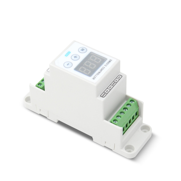 5A*3ch 12-24VDC Connector CV DMX Decoder