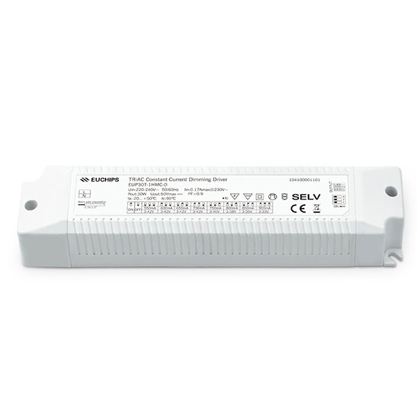 Good Wholesale Vendors Wireless Keyboard - 30W Triac Constant Current Driver – Euchips detail pictures