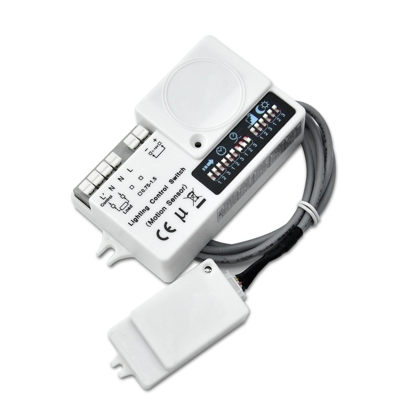 Price Sheet for 10/1-10v Controller - [out of stock]220-240VAC 1-10V Dimming Motion Sensor – Euchips Featured Image