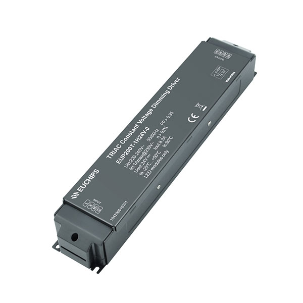High Quality Led 2 Color Dimmer - 200W 24VDC CV Triac Driver  – Euchips