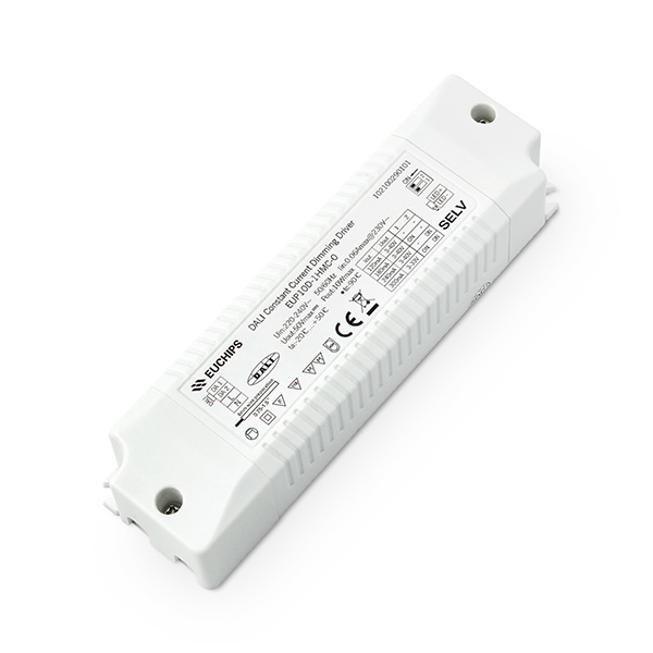 Wholesale Remote Control For Led - 120/180/240/300mA 10W DALI CC LED Dimming Driver – Euchips