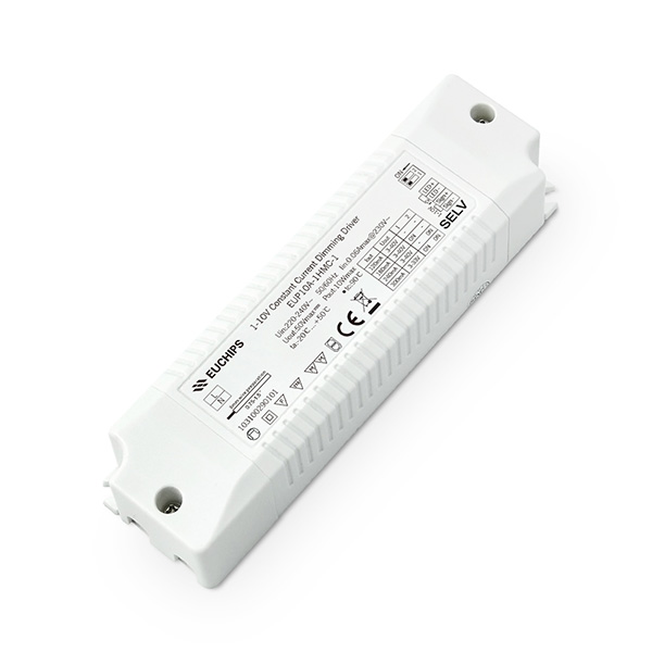 120/180/240/300mA 10W 1-10V CC LED Dimming Driver