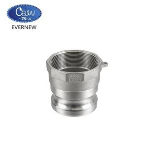 Reasonable price for Aluminum Quick Coupler -