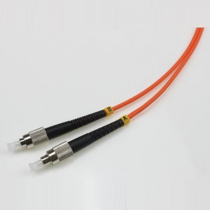 FC UPC-FC UPC MM SX OM2 2.0MM Patch Cord Orange