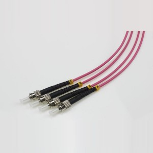 ST UPC-ST UPC MM SX OM4 3.0MM Patch Cord