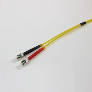 ST UPC-ST UPC SM DX 2.0mm патч-корд Yellow