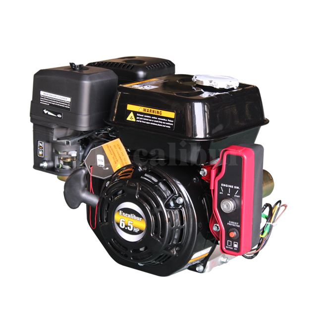 4 Stroke Single Cylinder Key Start Gasoline Engine Petrol Engine Air Cooled 6.5hp S200E 196cc