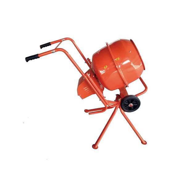 Small Concrete Mixer 80L, 100L, 120L, 160L, 200L with electric motor 220V 50HZ/60HZ