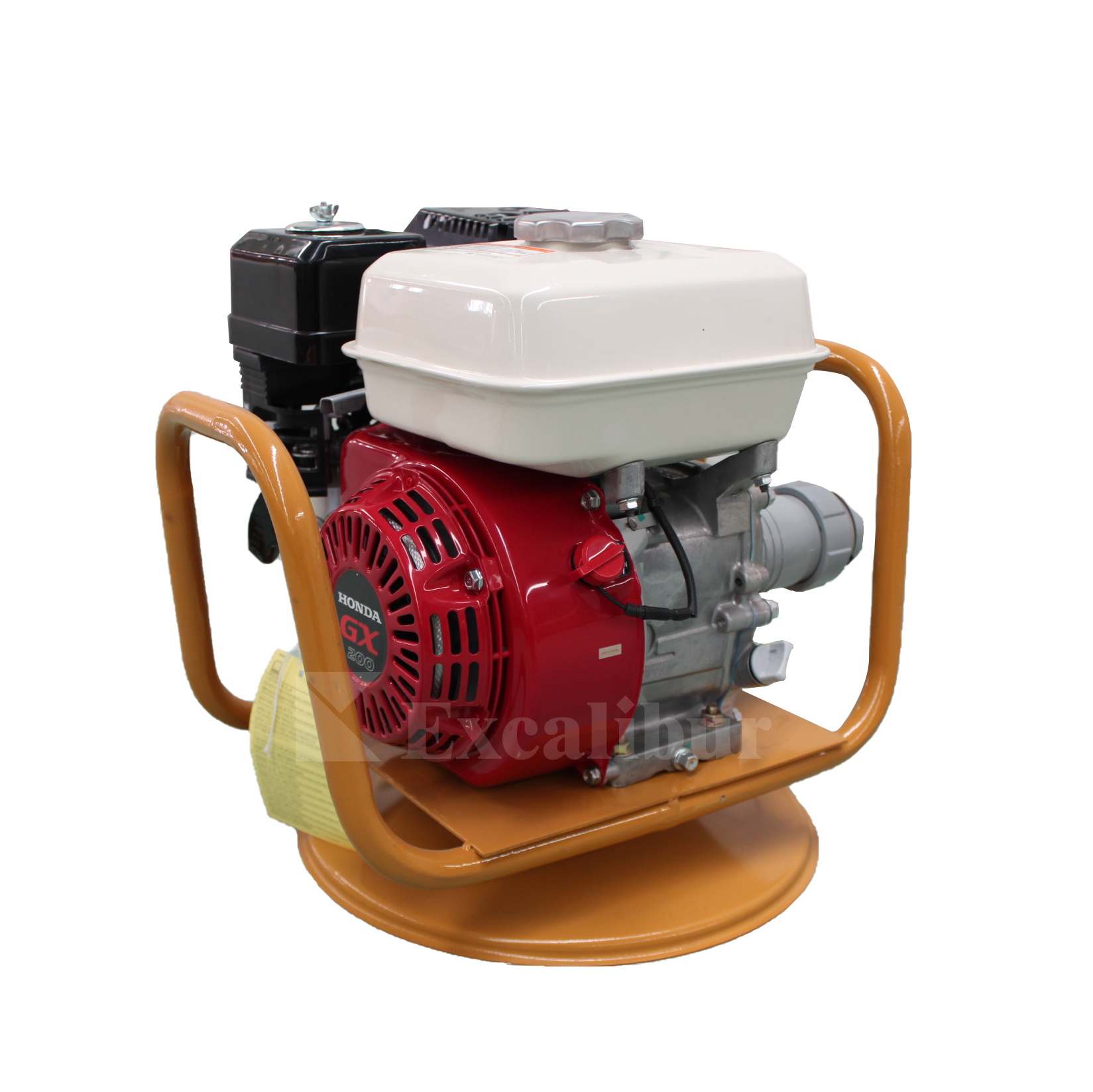 Concrete Vibrator with Honda GX160 Gasoline Engine