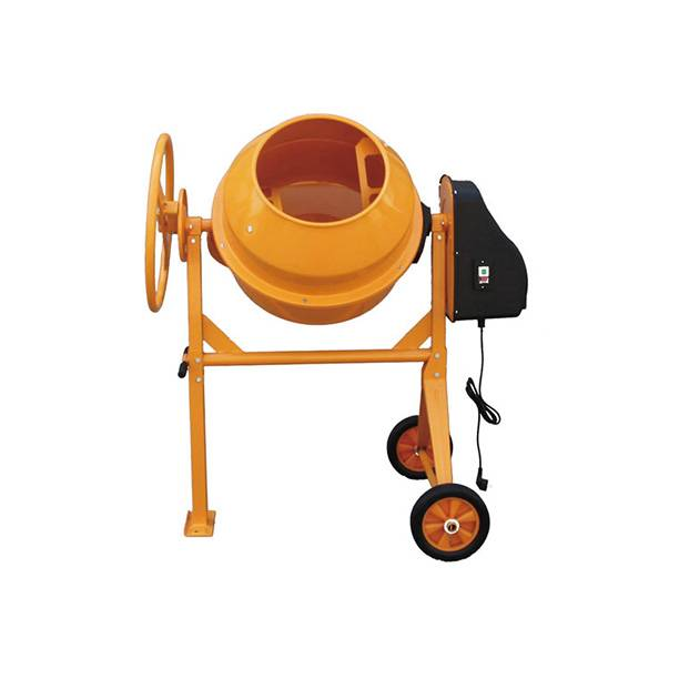 Small Cement Mixer Concrete Mixer 80-200L with electric motor 220V 50HZ/60HZ