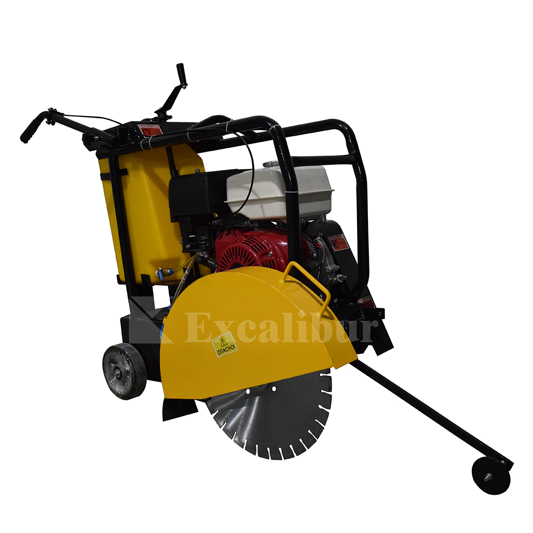 Floor Saw Concrete Cutter Plastic Water Tank 400mm 450mm 500mm Concrete Asphalt Blade