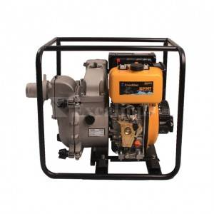 EDP40T Diesel Trash Water Pump