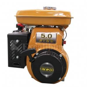 Air Cooled 5hp Gasoline Engine EY20