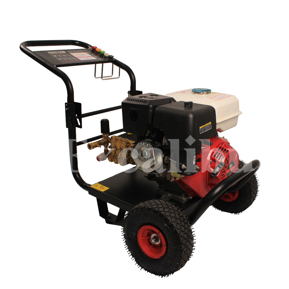 Excalibur China 4kva Portable Petrol High Pressure Cold Water Car Washer With Factory Price