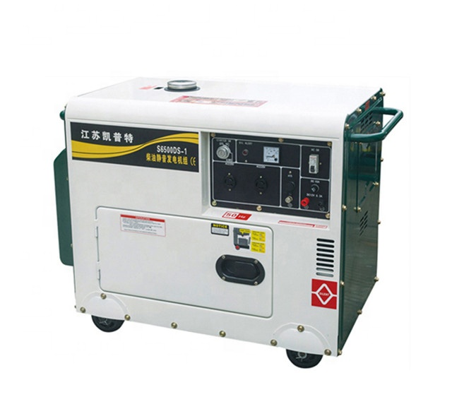 New Delivery for 13hp Silent Gasoline Geneator -
