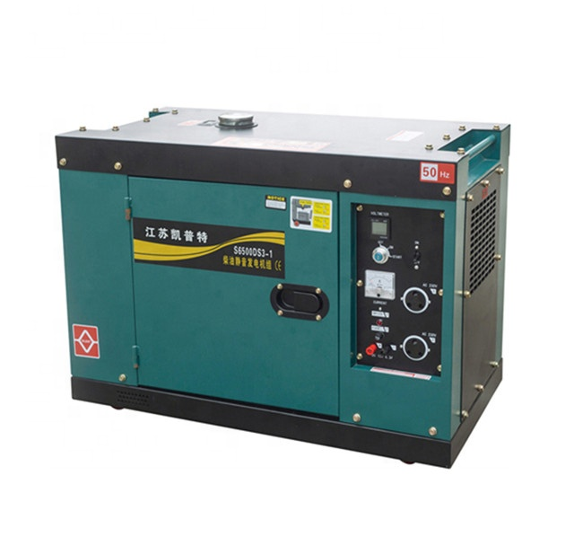 8 Year Exporter Electrical Diesel Generator -