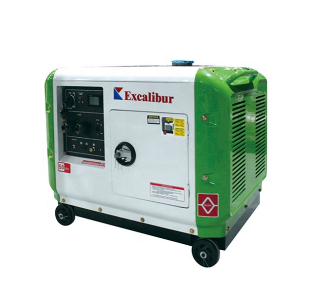 Factory directly Welder With Diesel Generators -