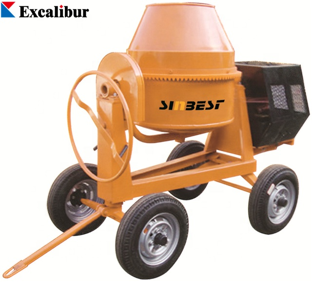 Manufacturer for Cement Mixer -