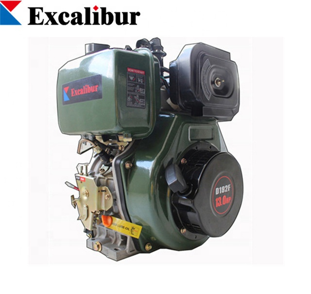 Best-Selling 10hp Small Diesel Engine -