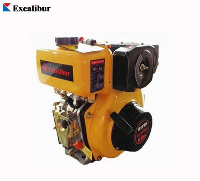 8 Year Exporter 8hp Diesel Engine -