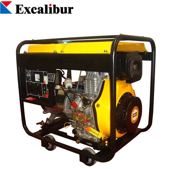 Bottom price Small Power Gasoline Generator -