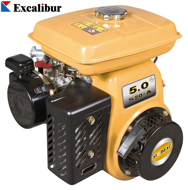 Factory For Power Tillers -