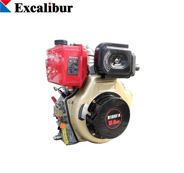 Hot-selling Kerosene Oil Engine Pump -