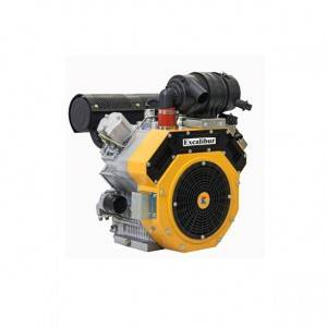 25HP V-Twin Diesel Engine
