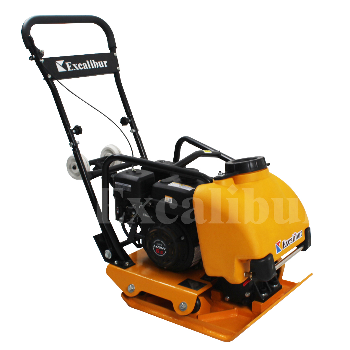 Forward Vibratory Plate Compactor with water tank powered by 6.5HP Gasoline Engine SC-77W