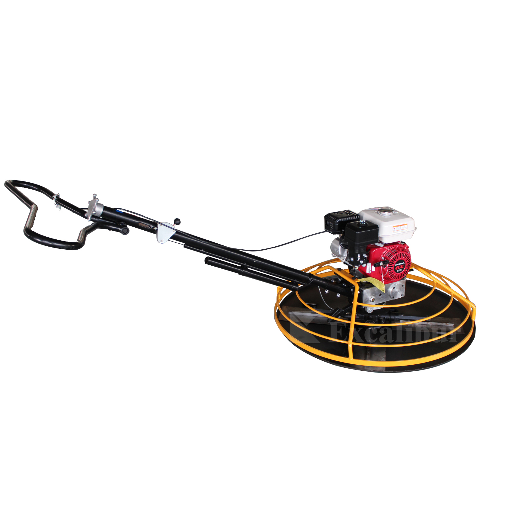 Excalibur Gasoline Concrete Power Trowel ST100 Featured Image
