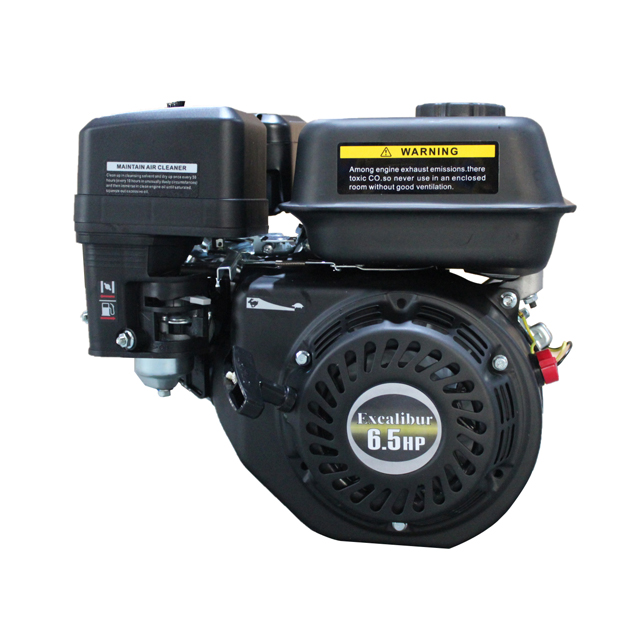 OHV Petrol Engine  S200 manual start 196cc gasoline engine 4-stroke single cylinder petrol engine