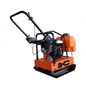 Forward Vibratory Plate Compactor 140KG with Petrol Engine OHV  SC-140 with water tank