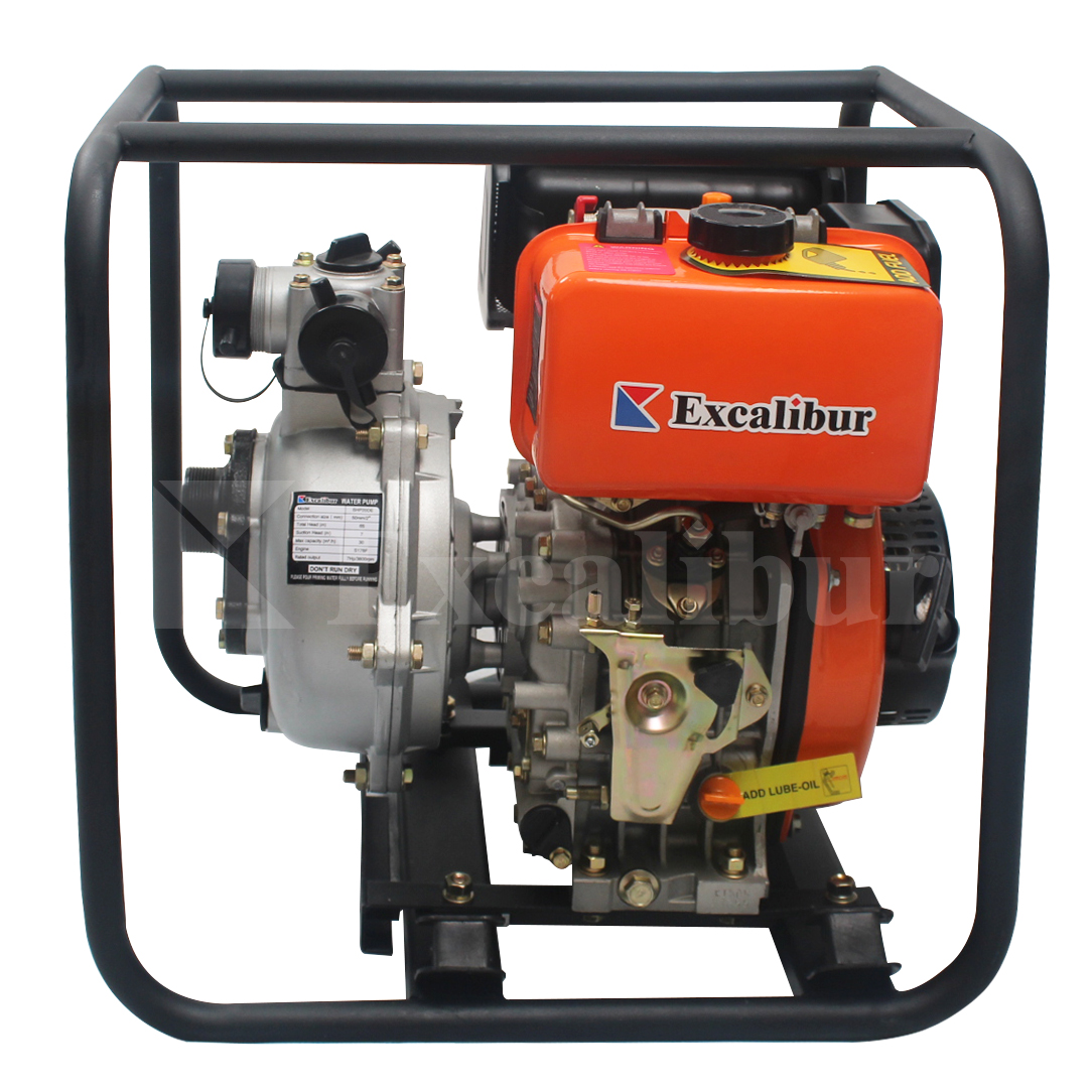 High Pressure Diesel Water Pump SHP20D