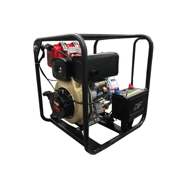 High Pressure Diesel Water Pump 1.5/2/3 Inch