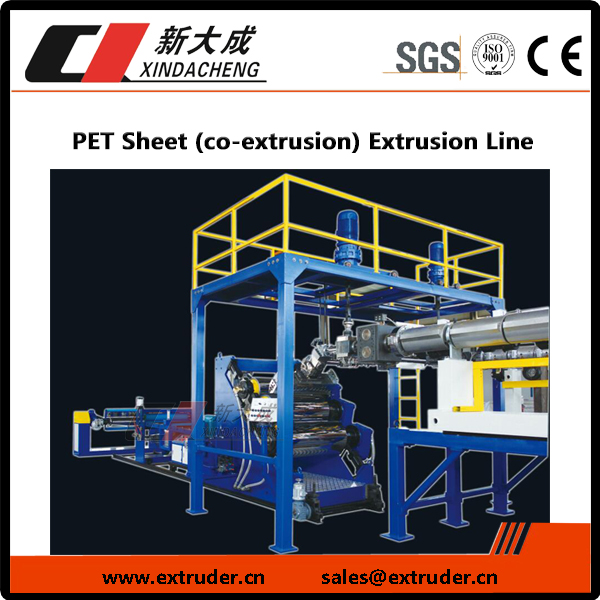 PET Sheet (co-extrusion) Extrusion Line Featured Image