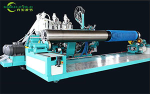 On 07th May of 2018 year, the Krah pipe production line, for which Xindacheng has a patent of the four machine co-extrusion technology, has been sent to Russia for production.