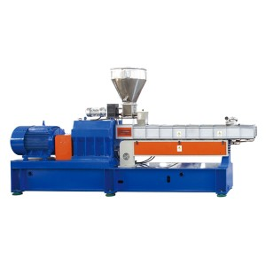 Under water cut system extruder Elastomer machine Twin screw plastic extrusion machines