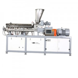 lab-scale twin screw extruder