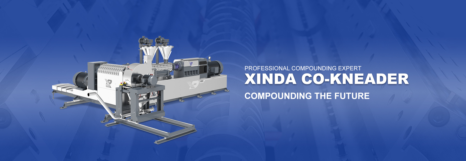 XINDA CO-Kneader
