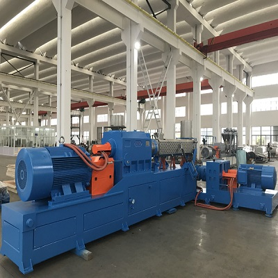 Jiangsu Xinda Tech Limited recently delivered a set of WKS-120 PVC cable material production co kneader