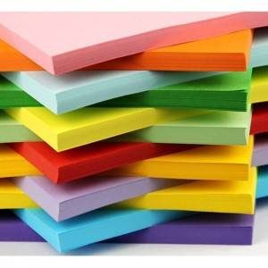 Hot Sale Wholesale 100% Wood Pulp Colorful School Use A3 Paper