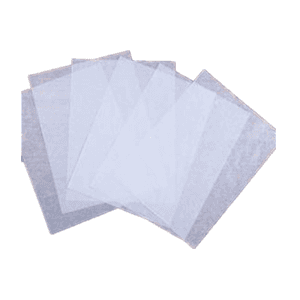 Wholesale 22gsm Bleach White Ultra-thin Glassine Tissue Paper